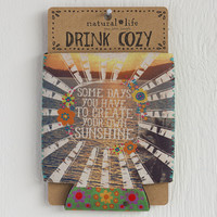 Some Days Create Sunshine Coozie - Piace Boutique