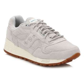 Saucony Mens Grey Shadow 5000 Trainers