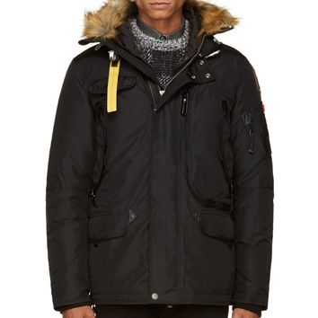 Parajumpers Black Right Hand Eco Jacket