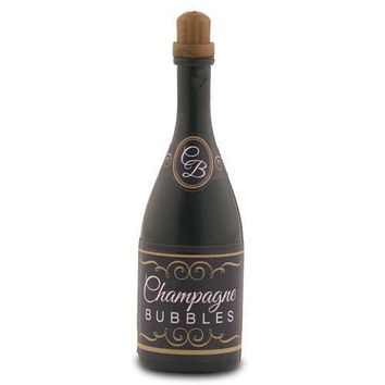 Wedding Bubbles in Champagne Bottle Favor (Pack of 24)