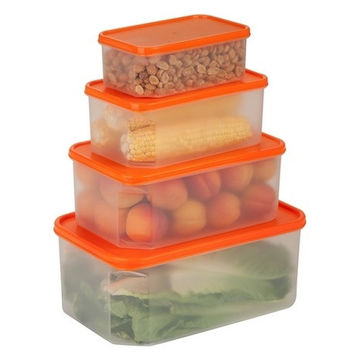8pc Food Storage Container Set lll
