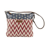 Antebellum Canvas Explorer Crossbody