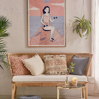Jens Woven Windsor Sofa - Urban Outfitters