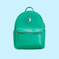Pelican PU Leather Backpack