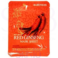 Baroness Red Ginseng Mask Sheet  *exp.date 08/18
