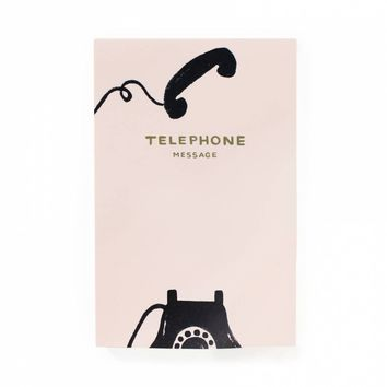 Vintage Telephone Notepad by RIFLE PAPER Co. | Made in USA