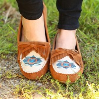 Trading Post Moccasins