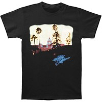 Eagles Men's  Hotel California T-shirt Black