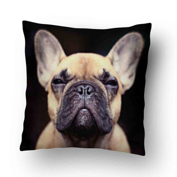 French Bulldog Pet Pillow Cover