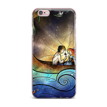 "Mandie Manzano ""Something About Her"" Mermaid iPhone Case"