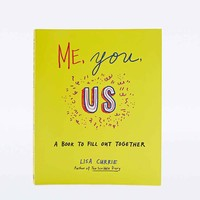 Me, You & Us Book - Urban Outfitters