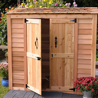 Grand Garden Chalet Shed 6'x3'