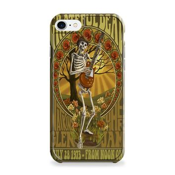 Grateful Dead (elaborate frame skeleton) iPhone 6 | iPhone 6S Case