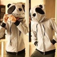 Sudadera Panda / Panda Hoodie 2WH148 by Kawaii Clothing