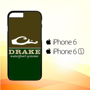 Drake Waterfowl Systems Camo X3442 iPhone 6|6S Case