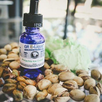 """Pistachio Ice Cream"" Vape Juice"