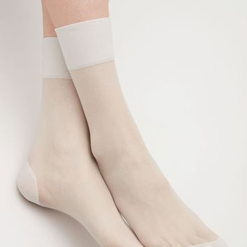 Sheer socks - Grey - Socks & Tights - COS FR