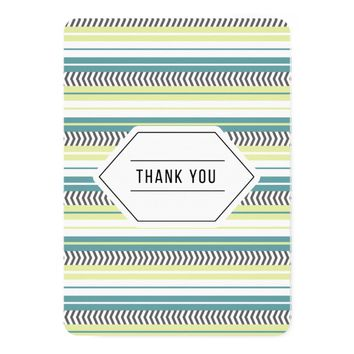 Arrows Thank You Card