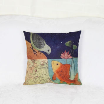 Home Decor Pillow Cover 45 x 45 cm = 4798417220