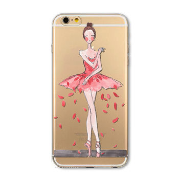 ballet iphone 7 plus case