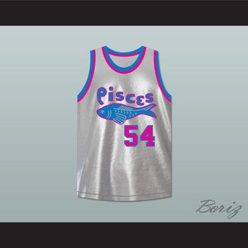 Kenny Rae 54 Pittsburgh Pisces Basketball Jersey The Fish That Saved Pittsburgh