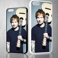 ed sheeran X0370 iPhone 4S 5S 5C 6 6Plus, iPod 4 5, LG G2 G3, Sony Z2 Case