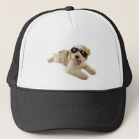 Cute Pup Trucker Hat