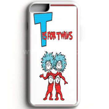Thing 1 And Thing 2 iPhone 7 Case | aneend