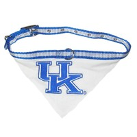 Kentucky Wildcats Bandana Collar