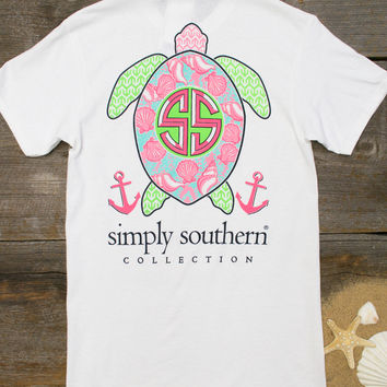 Turtle Shell Tee | Simply Southern