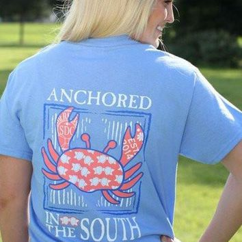 Southern Darlin' - Anchored In The South Tee