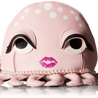 Betsey Johnson Kitch Octopus Cosmetic Bag