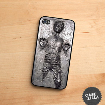 iPhone 5 Case NON 3D Carbonite Solo Star wars Cover iP5 iPhone 5S Case, iPhone 4/4S Case, iPhone 5C Case Starwars