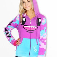 SO SO Happy x iJustine Limited Edition Lucky Hoodie