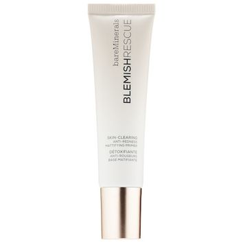 Blemish Rescue Skin-Clearing Anti-Redness Mattifying Primer - bareMinerals | Sephora