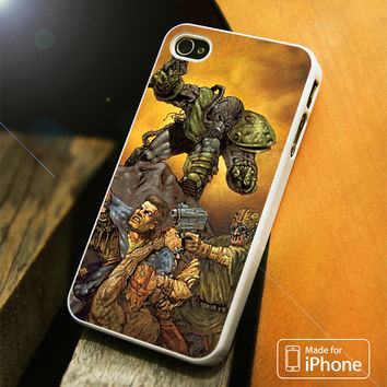 Game Fallout Cover Art iPhone 4(S),5(S),5C,SE,6(S),6(S) Plus Case
