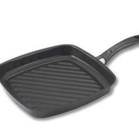 Nordic Ware Professional Weight Searing Grill Pan