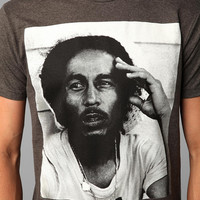 Urban Outfitters - Bob Marley Portrait Tee