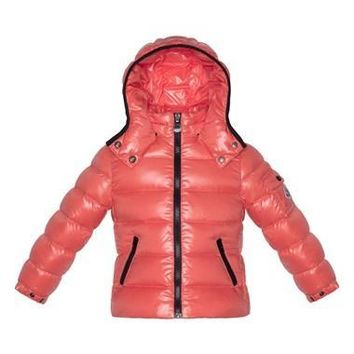 Moncler 'Bady' Hooded Down