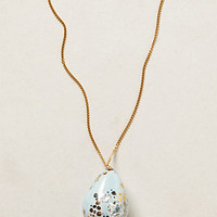 Robin's Egg Pendant Necklace