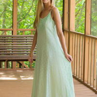Is It Love Maxi, Mint