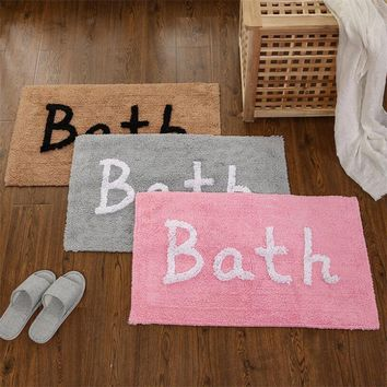Autumn Fall welcome door mat doormat New Modern Cotton Soft Healthy Soft  Japanese Style Kitchen Mats Home Carpets For Living Room Bathroom Fashion Area Rug AT_76_7