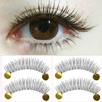 10Pair New Makeup False Eyelashes