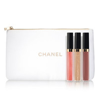 CHANEL NUDE MOOD ROUGE COCO GLOSS TRIO