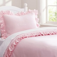 Ruffle Collection Duvet Cover