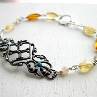Intuitively-made crystal jewelry for mind, body, and spirit