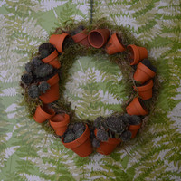 Wood Wreath Forms - WOOD WREATH FORMS (SET OF 4)
