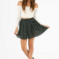 In Circles Skirt $25