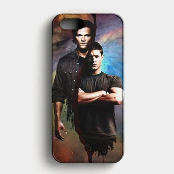 Supernatural Dean Winchester iPhone SE Case