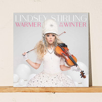 Lindsey Stirling - Warmer in the Winter LP | Urban Outfitters